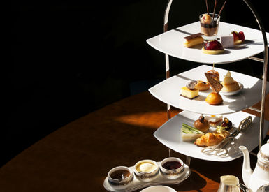 Sparkling Afternoon Tea